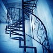 Stock Photo: Spiral stairs