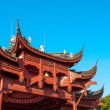 Постер, плакат: China ancient building local