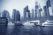Shanghai Huangpu River — Stock Photo