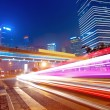 Light trails — Stock Photo #18063787