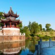 Chinese ancient buildings — Stock Photo #18064001
