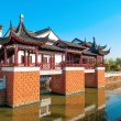 Chinese ancient buildings — Stockfoto