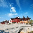 Chinese ancient buildings — Stock Photo #18064729