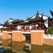 Chinese ancient buildings — Foto Stock