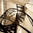 Spiral stairs — Stock Photo #18253517
