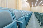Cinema chair — Stock Photo