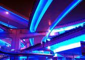Shanghai viadukt — Stockfoto