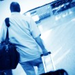 Passengers in the Airport — Stock Photo #20024583