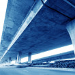 Under elevated road — Stock Photo #20026313