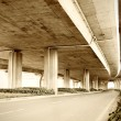 Under elevated road — Stock Photo #20027021