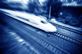 High-speed-zug — Stockfoto