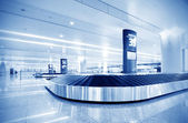 Baggage claim — Stockfoto