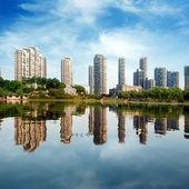High-rise residential — Stok fotoğraf