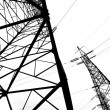 Electricity pylon — Stock Photo #20172943