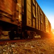 Freight train — Stock Photo #20174453