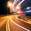 Highway light trails — Stock Photo #20179147