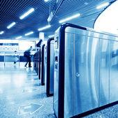 Subway exit — Stock Photo