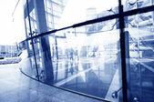 Glass hall — Stock Photo