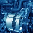 Automotive engine — Foto de Stock