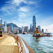 Hong Kong island — Stock Photo