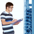 IT Engineer — Stock Photo