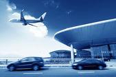 Flughafen Peking — Stockfoto