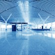 Shanghai Pudong International Airport — Stock Photo