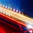 Stock Photo: Bridge Night