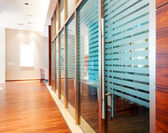 Opleiding kamer corridor — Stockfoto
