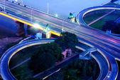 Bridge Night — Stock Photo