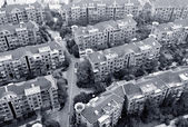 China's residential areas — Stock Photo