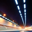 Tunnels and car — Stock Photo #20340301