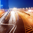 Highway light trails — Stock Photo #20340777