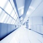 moderno corredor — Foto de Stock