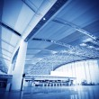 Interior of airport — Stock Photo #20348533