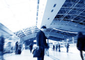 Shanghai Pudong Airport — Stock Photo