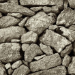 Stock Photo: Background material: rock