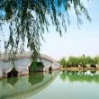 Stock Photo: Suzhou gardens