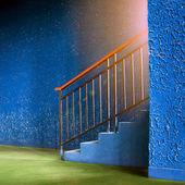 Escaleras coloridas — Foto de Stock