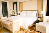 Hotellrum — Stockfoto