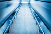 自动扶梯 — 图库照片