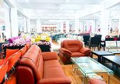 Tienda de sofá — Foto de Stock