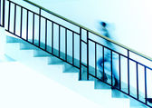Go upStairs — Stock Photo