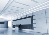 The company's lobby — Foto Stock