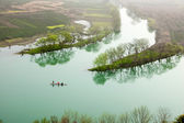 Most beautiful scenery in rural China — Stock Photo