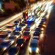 Heavy Traffic — Stock Photo
