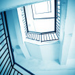 Rotation of stairs — Stock Photo #22778060