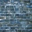 Rough brick wall — Stockfoto