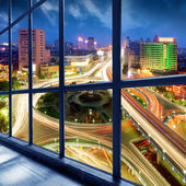 City scape — Stockfoto