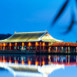 The Chinese ancient architecture — Foto Stock